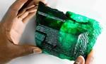 Phát hiện viên ngọc lục bảo nặng 1,1 kg, quý hơn cả kim cương