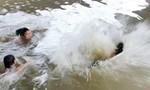 Một học sinh mất tích sau khi tắm sông Lòng Tàu