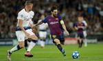Messi 'nổ súng', Barcelona hạ Tottenham