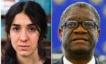 Nobel Hoà bình trao cho các nhà hoạt động chống bạo lực và nô lệ tình dục