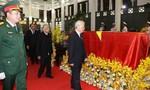 Cử hành trọng thể lễ viếng nguyên Tổng Bí thư Đỗ Mười