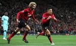 Ngược dòng ngoạn mục, Man Utd vươn lên vị trí thứ 8
