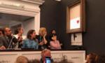 Tác phẩm nghệ thuật trị giá 1,1 triệu USD 'tự hủy' sau phiên đấu giá