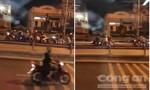 Chặn kịp thời hai nhóm thanh niên hỗn chiến trên cầu Nhị Thiên Đường