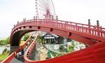 MC VTV gây sốt với màn tỏ tình tại cây cầu tình yêu bên vịnh Hạ Long