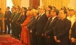 Lễ Truy điệu nguyên Tổng Bí thư Đỗ Mười tại TP.HCM