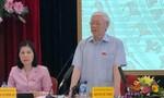 Tổng Bí thư nói về việc được TƯ giới thiệu để QH bầu làm Chủ tịch nước