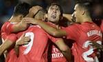 Real thắng 4-0 trong trận ra mắt tân HLV