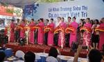 Saigon Co.op khai trương siêu thị Co.opmart đầu tiên tại Phú Thọ