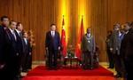 """Trung Quốc và Úc quyết liệt """"so kè"""" ảnh hưởng ở Thái Bình Dương"""