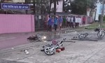 Vụ 2 học sinh bị dây điện đứt giật tử vong: Do sét đánh