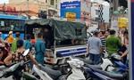 Thanh niên bị đâm trọng thương khi bắt cướp ở Sài Gòn