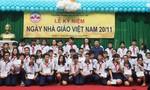 HD SAISON trao học bổng cho học sinh nghèo vượt khó