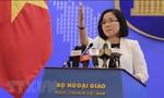 Yêu cầu Trung Quốc chấm dứt ngay các hoạt động ở Hoàng Sa