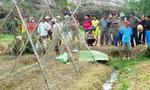 Chống ngập ruộng sau mưa bão, hai vợ chồng bị điện giật tử vong