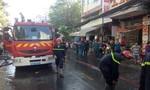 Cháy hai căn nhà liền kề ở Sài Gòn, một người bị thương