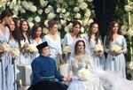 Quốc vương Malaysia kết hôn với hoa khôi Moscow