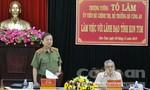 Bộ Trưởng Tô Lâm thăm và làm việc tại Kon Tum