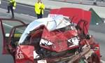 Xe buýt tông đuôi taxi ở Hong Kong, 5 người chết, 30 người bị thương