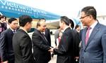 Thủ tướng đến Thượng Hải, bắt đầu chuyến tham dự CIIE 2018