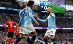 """Man City """"hủy diệt"""" Southampton 6-1, độc chiếm đỉnh bảng"""