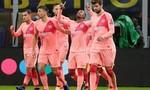 Barca hòa Inter, đoạt vé vào vòng đấu loại trực tiếp