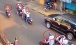 Băng dàn cảnh đụng xe để trộm tài sản ở Sài Gòn sa lưới