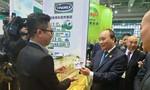 Sản phẩm sữa các loại của vinamilk ra mắt người tiêu dùng Trung Quốc