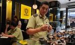 Tạm giữ hàng trăm đồng hồ hàng hiệu nghi nhập lậu ở Sài Gòn