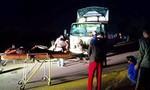Ba người cùng gia đình tử vong thương tâm sau cú xe tải tông xe máy