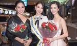 Thùy Tiên nhận 'quà đặc biệt' trước chung kết Miss International