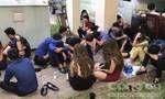 Gần 100 dân chơi trong quán bar nổi tiếng ở Sài Gòn bị đưa về test ma tuý