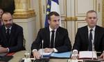 Tổng thống Pháp hứa tăng lương tối thiểu trước áp lực biểu tình