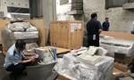 Phát hiện lô máy móc, thiết bị y tế cũ nhập lậu vào Việt Nam