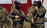 Hai kẻ khủng bố bị tiêu diệt sau khi tấn công cảnh sát Nga bằng lựu đạn