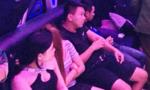 Nhóm dân chơi sử dụng ma túy trong quán karaoke