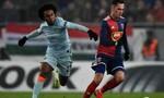 Giroud lập công, Chelsea vững đỉnh bảng
