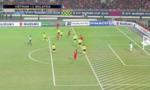 Cổ động viên Malaysia cho rằng Anh Đức đã việt vị khi ghi bàn