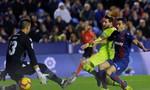 Messi lập hat-trick trong trận Barca hủy diệt Levante