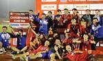 Thắng Myanmar trong loạt sút luân lưu, U-21 Việt Nam vô địch