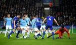League Cup: Man City hạ Leicester sau loạt đấu súng