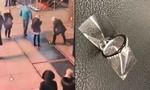 Cảnh sát tìm cặp đôi làm rơi nhẫn kim cương xuống cống để trả lại