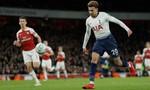 Thua Tottenham, Arsenal dừng bước tại tứ kết League Cup