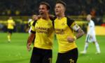 Dortmund khép lại năm 2018 với đỉnh bảng Bundesliga