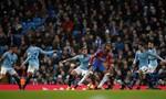 Man City thua muối mặt trên sân nhà trước Crystal Palace