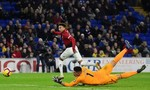 Lingard lập cú đúp, Man Utd đại thắng Cardiff
