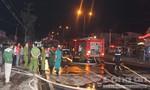 Cháy lớn tại công ty nhựa Kim Ngọc Long ở Cần Thơ