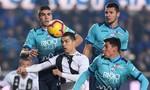 Ronaldo 'nổ súng', Juventus vẫn bị cầm hòa