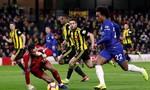 Hazard lập cú đúp, Chelsea thắng khó Watford