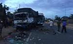 Xe chở du khách tông liên hoàn, hai người tử vong, 7 người bị thương